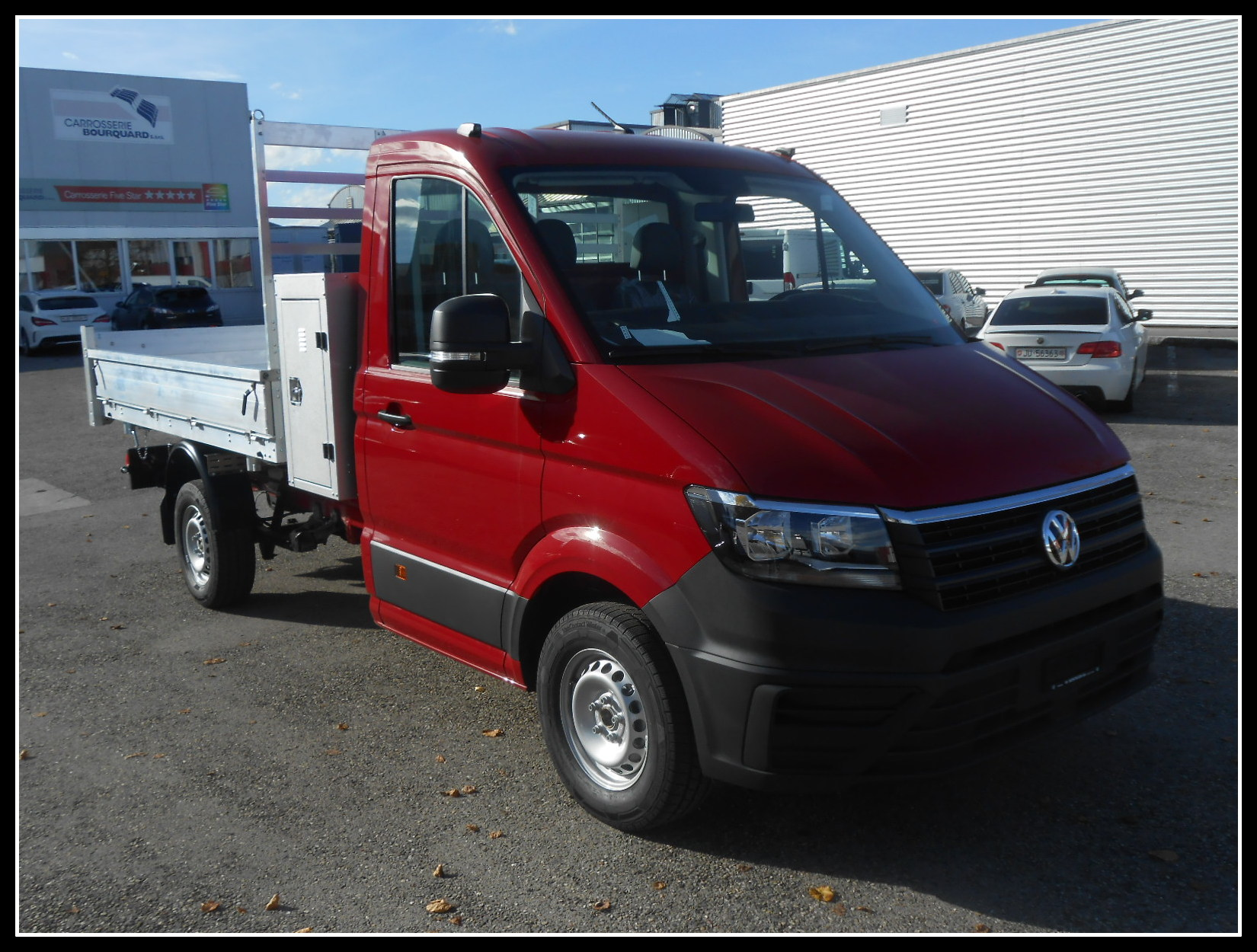 VW Crafter Habertuher Automobiles SA Offre RB PB 0021 2018  (4) b